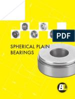 BL Spherical Plain Bearings
