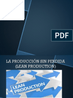 Expo Produccion Domingo - Lean