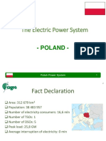 Polish Power System