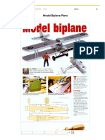 Model Biplane Plans • WoodArchivist.pdf
