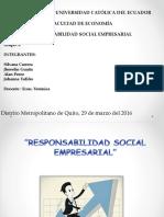 Responsabilidad Social Empresarial Final