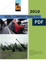 Beml Bs Project