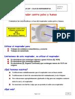 4. Protección Respiratoria Contra Polvo y Humos