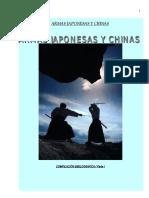 Armas Japonesas y Chinas i