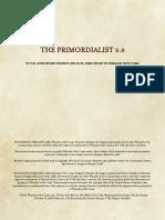 Primordialist by Laucian D&D