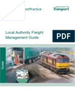 FBP1048 Local Authority Freight Management Guide[1]