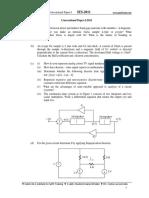3 EC IES 2011 Conventional Paper I