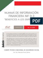 NIF D3