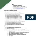 Topik Paper UTS Manajemen Perpajakan