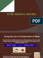 Atom Molekul Dan Mol
