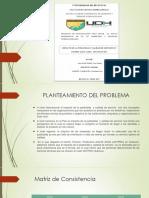 impacto de la publicidad y calidad de servicio en el CETPRO ppt