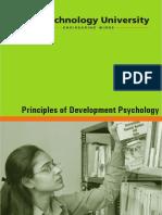 Principles of Development Psychology