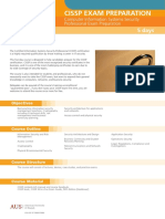 PR500-CISSP Exam Preparation