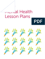 mental health awareness lessons