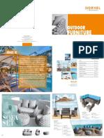 2017 Outdoor Furniture Set Catalog by hormel outdoor furniture