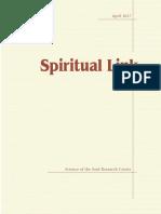 Spiritual Link APRIL 2017