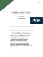 Monetary Policy Transmission (1)