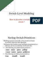 Switch Level