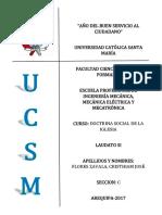 DSI - ENCICLICAS.docx