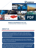 Himech Equipments Pvt Ltd