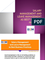 Salary Management in India