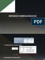 ESTUDIO HIDROLOGICO