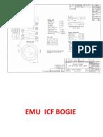 Emu Bogies Details