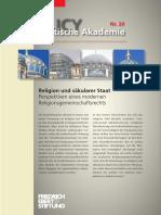Politische Akademie 2007
