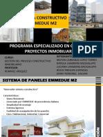 Sistema Constructivo Emmedue m2