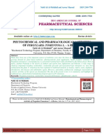 PHYTOCHEMICAL AND PHARMACOLOGICAL ACTIVITIES OF PERGULARIA TOMENTOSA L. - A REVIEW