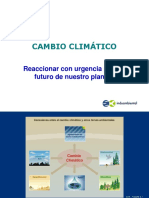 Presentacion Cambio Climatico