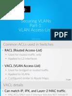 20 Securing VLANs Part 1