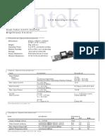 Xentek LS520 Backlight Inverter