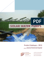 Solar Water Pumps_2015