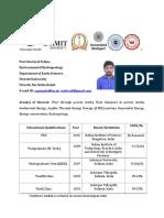 Resume Sayantan Ganguly