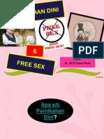Penyuluhan Pernikahan Dini Dan Free Sex KKN Karangploso