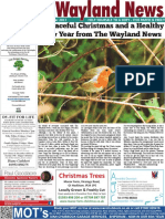 The Wayland News December 2017