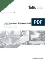 Telit DE910 at Commands
