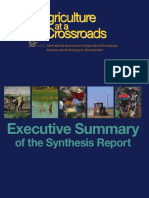 i a a Std Executive Summary Synthesis Report