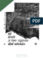 Illich, Iván - El H2O y Las Aguas Del Olvido - [Ed. Joaquín Mortiz, 1993]