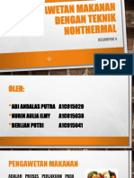 PENGAWETAN MAKANAN DENGAN TEKNIK NONTHERMAL.pptx