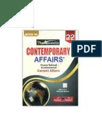 Contemporary Affairs Book