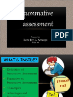 summativeassessment-140719233622-phpapp01