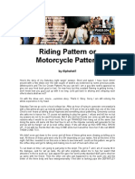 Alphahot1 - Riding Pattern or Motorcycle Pattern