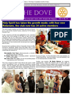 RC Holy Spirit The Dove Vol. X No. 11  Nov 21, 2017