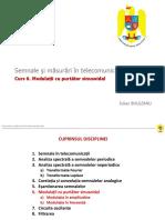 Curs 6 Modulatii Cu Purtator Sinusoidal