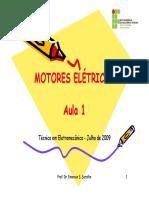 Técnico Em Eletromecânica