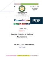 2 Chapter General Bearing Capacity Final