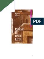 Zoran Slavić POŽAR JE DNO LETA, priče