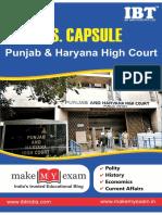 GS Capsule Punjab & Haryana High Court